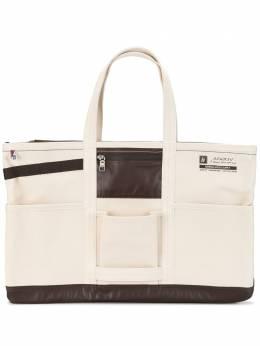 As2ov парусиновая сумка-тоут Alberton 181901