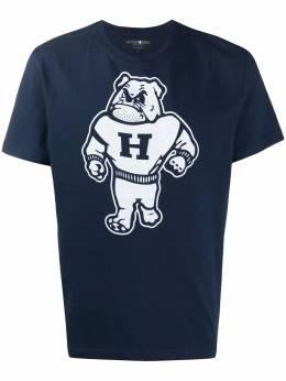 Hydrogen футболка с принтом 604013FNAVY