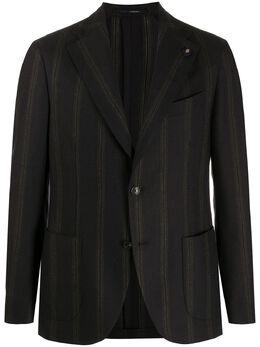 Lardini пиджак в вертикальную полоску IM534AEIMRP55594