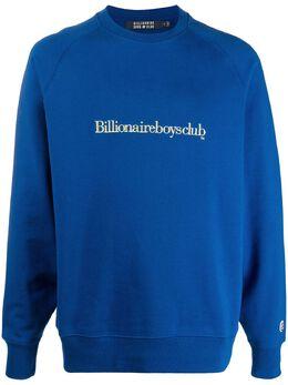 Billionaire Boys Club толстовка с вышитым логотипом B20248