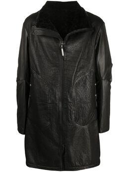 Isaac Sellam Experience куртка со вставками TORPILLEURSTRAK