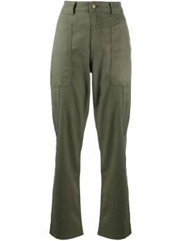 Ba&sh брюки Curious с завышенной талией 1E20CURI