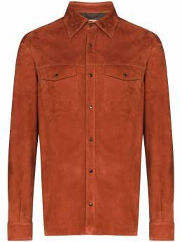 Ajmone куртка Cervino на кнопках Z1PSH2