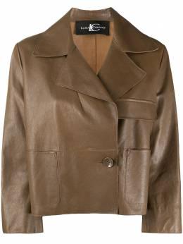 Luisa Cerano куртка свободного кроя 42808697960
