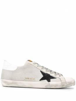 Golden Goose кеды Superstar GMF00101F00031310271