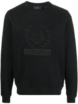 Belstaff толстовка с вышитым логотипом 71130629J61N0133