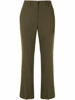 No. 21 укороченные брюки строгого кроя 20IN2M0B0315336