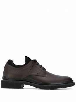Tod's туфли на шнуровке XXM89B0BZ60OMP1038