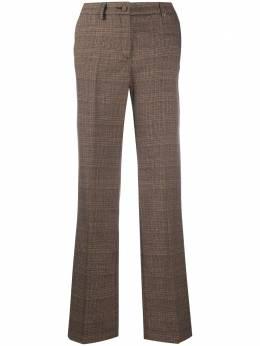 Hebe Studio брюки со складками спереди H202LVPNGLL