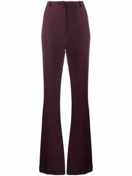Hebe Studio расклешенные брюки с завышенной талией H202BIPNCDY