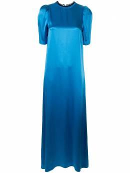 Macgraw платье макси Shadow H013CB