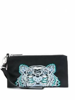 Kenzo клатч с вышивкой Tiger FA65PM313F20