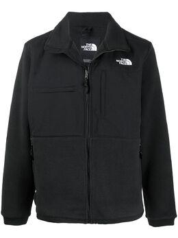 The North Face куртка на молнии с логотипом NF0A4QYJPILEJK3