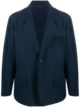 Issey Miyake Men однобортный пиджак ME08FD096