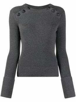 Isabel Marant Etoile свитер Koyle в рубчик PU058720A001E