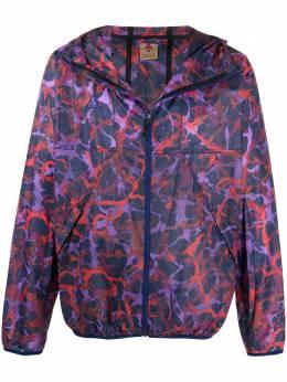 Nike легкая куртка с абстрактным принтом CU0258