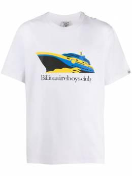 Billionaire Boys Club футболка с принтом B20259