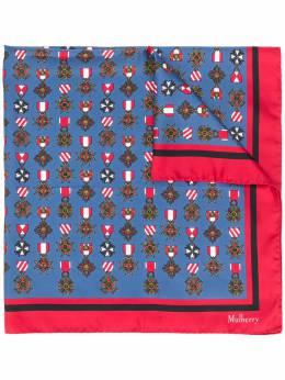 Mulberry шарф Medallion VS4491519