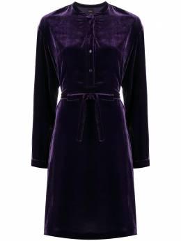 Aspesi платье с завязками 2917A950