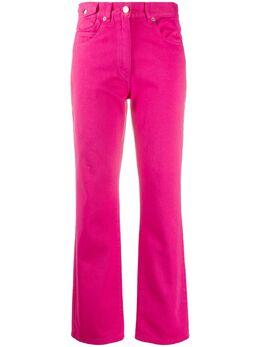 Almaz укороченные джинсы bootcut с завышенной талией DE0102F20