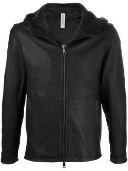 Giorgio Brato куртка на молнии с капюшоном GU21F9005STRK