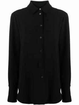 Alberto Biani креповая рубашка MM840AC003090