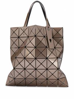 Bao Bao Issey Miyake сумка-тоут Lucent с геометричным узором BB08AG621
