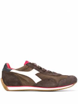Diadora кроссовки со вставками 201175150087
