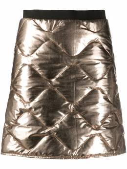 Dorothee Schumacher стеганая юбка мини 948805