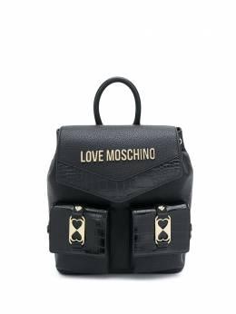 Love Moschino рюкзак с логотипом JC4290PP0BKP1