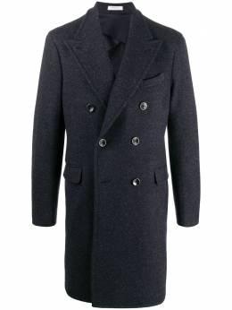 Boglioli двубортное пальто C3501PBPC700