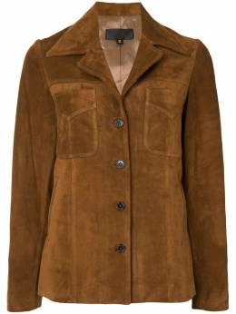 Nili Lotan замшевая куртка 11053L14