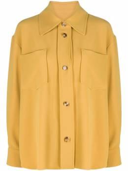 Alberto Biani креповая рубашка MM841AC003034