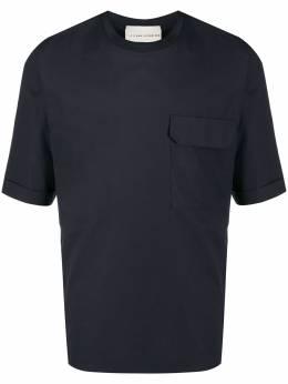 Stephan Schneider футболка из джерси SS2017