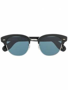 Oliver Peoples солнцезащитные очки в квадратной оправе OV5436S