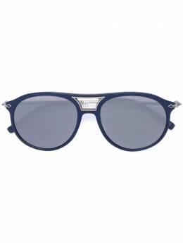 Matsuda солнцезащитные очки-авиаторы M2031