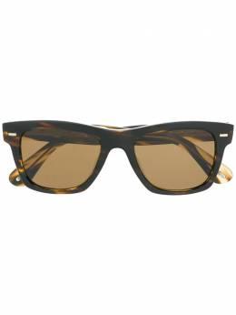 Oliver Peoples солнцезащитные очки в квадратной оправе OV5393SU