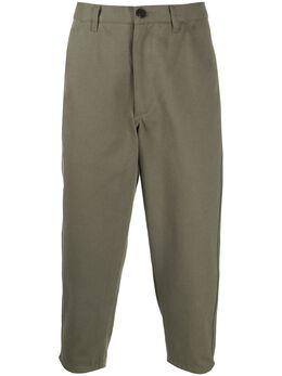 Comme Des Garcons Shirt прямые брюки чинос W281421
