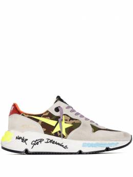 Golden Goose кроссовки Running Sole GMF00126F00040780367