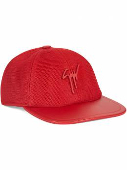 Giuseppe Zanotti Design кепка с логотипом IAU0009002