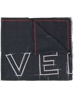 Givenchy объемный шарф с логотипом GV7018SM370
