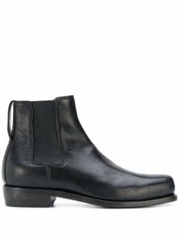 Ajmone ботинки с эластичными вставками S1PBLM