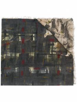 Faliero Sarti шарф с абстрактным принтом I212161
