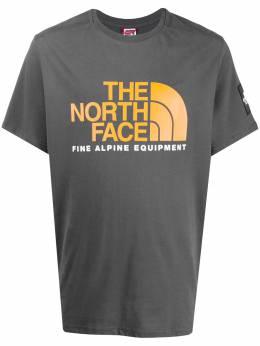 The North Face футболка с круглым вырезом и логотипом NF0A4M6N0