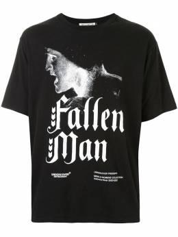 Undercover футболка Fallen Man UCZ3803