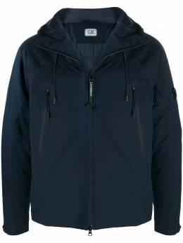 C.P. Company куртка на молнии с капюшоном 09CMOW057A004117A