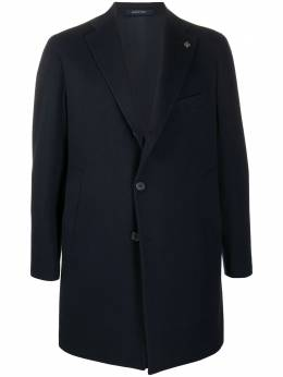 Tagliatore однобортное пальто CSBM13X35UIC082