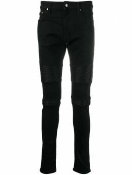 Represent джинсы скинни с прорезями FW20M07045