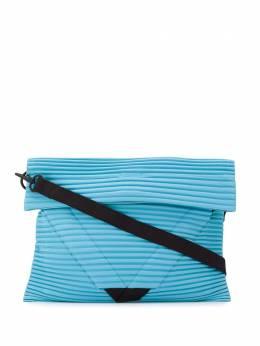 Homme Plisse Issey Miyake плиссированная сумка на плечо HP09AG505