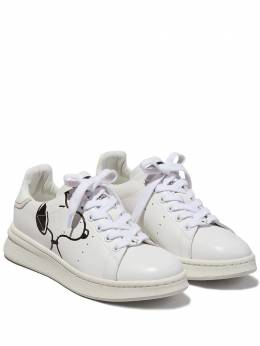 Marc Jacobs кроссовки The Tennis Shoe из коллаборации с Peanuts M9002308100